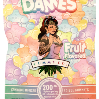 Dames Edibles Mixed Fruit