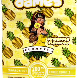 Dames Edibles Pineapple