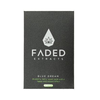 Faded Extracts Shatter Blue Dream
