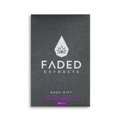 Faded Extracts Shatter Gods Gift