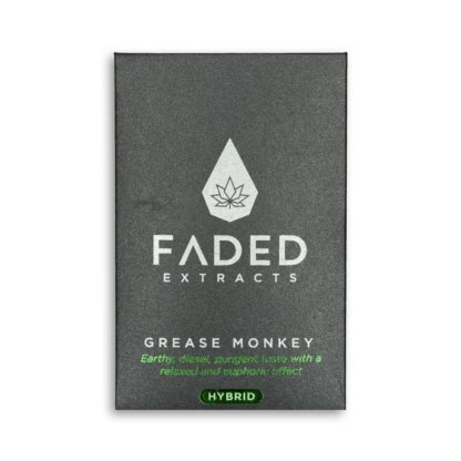 Faded Extracts Shatter Grease Monkey