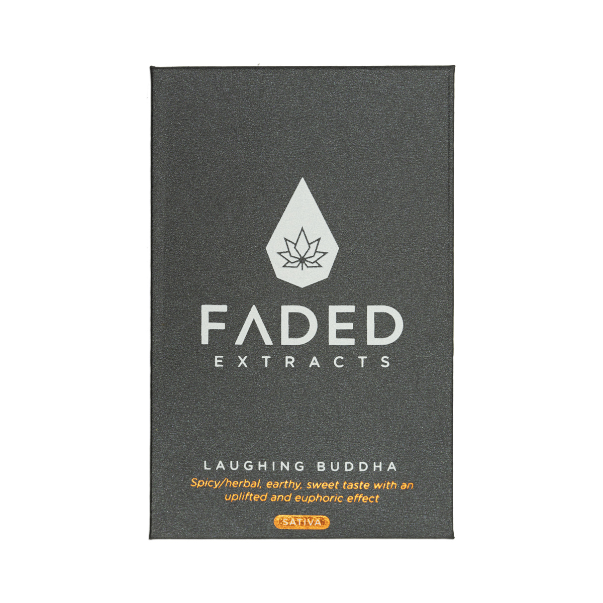 Faded Extracts Shatter Laughing Buddha