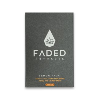 Faded Extracts Shatter Lemon Haze
