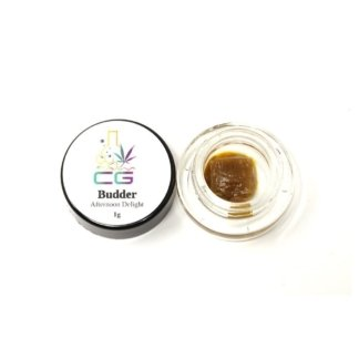 CG Extracts Budder Afternoon Delight