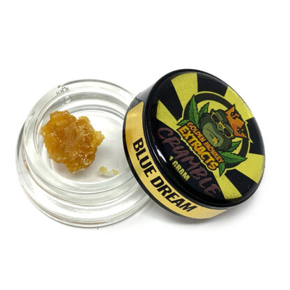 Golden Monkey Extracts Blue Dream Crumble