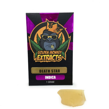 Golden Monkey Extracts Death Star Shatter