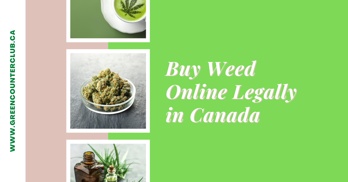 Buy Weed Online Legally